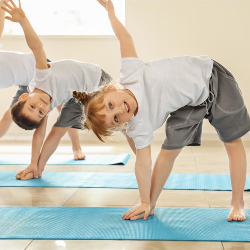 Yoga for Youth with Diverse Abilities